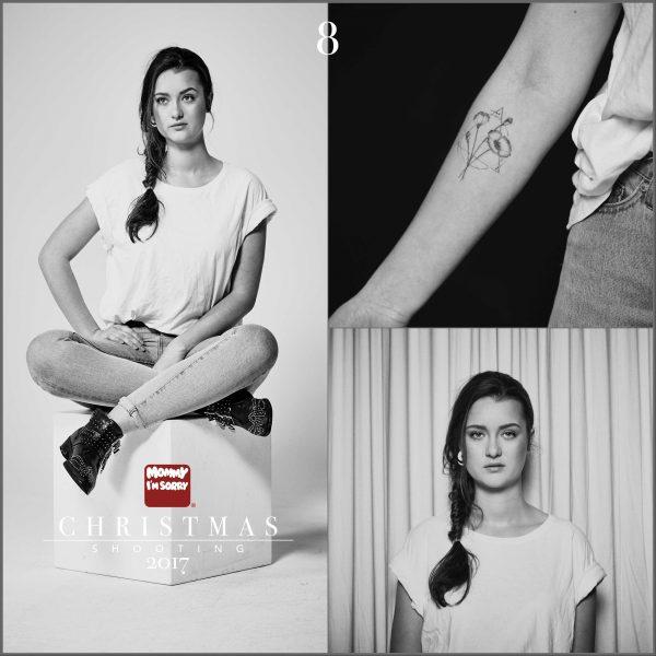 Jana erzählt über ihr erstes Tattoo